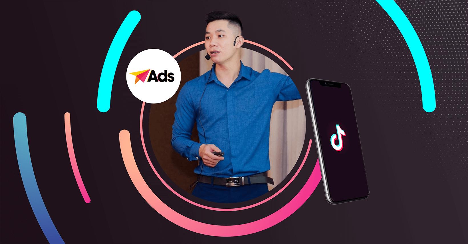 Khóa học Quảng cáo TikTok 2020 cho người mới - Mang về hàng ngàn đơn hàng với chi phí rẻ, đi đầu xu hướng với nền tảng video hơn 500 triệu người dùng. 1