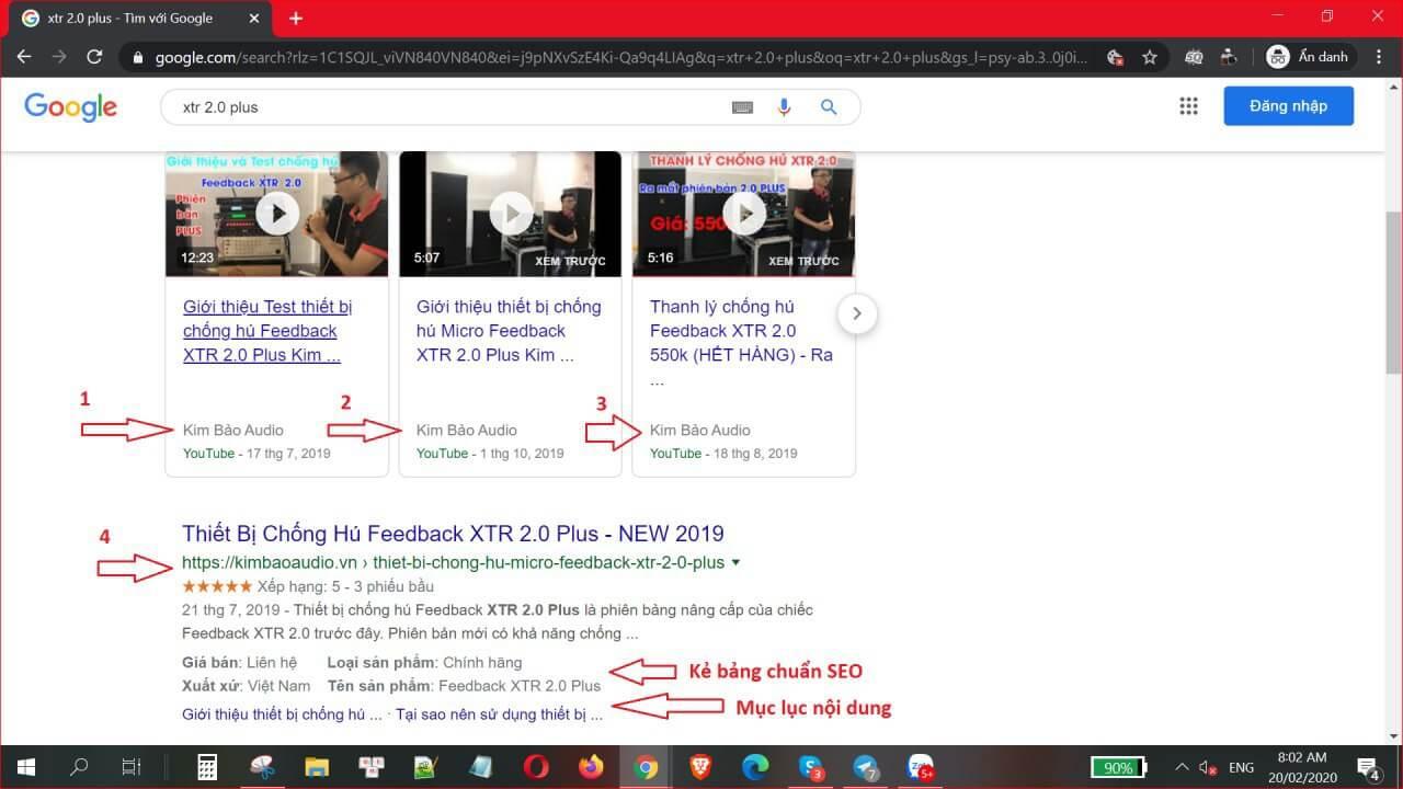 Đình Tỉnh 🥇 Khóa học SEO Youtube 2020 ✅ Tận dụng nguồn traffic miễn phí lớn thứ hai thế giới để mang về lượng khách hàng không giới hạn 3