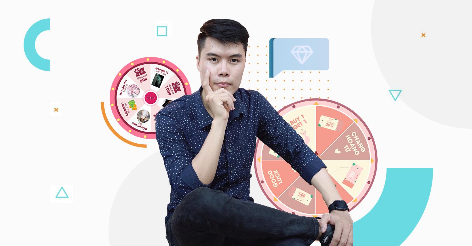 Khoá học Chatbot Gamification Master - Ứng dụng hệ thống tích hợp Chatbot & Gamification để tăng trưởng X2, X3 doanh số 1