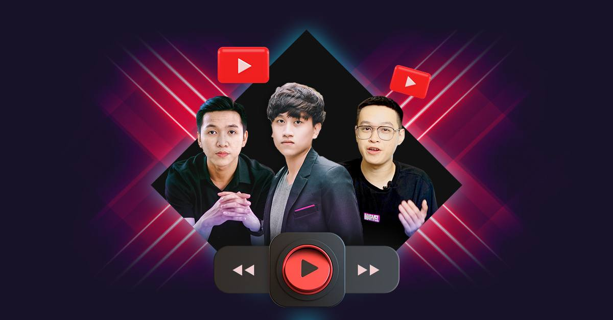 Khoá Học Trở Thành Youtuber Dành Cho Người Mới - Học Từ Những Nhà Sáng Lập Youtube Channel KTcity (40K Subscribers) 3